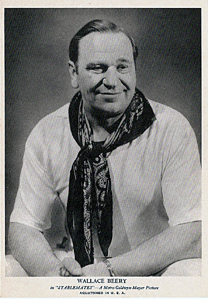 Wallace Beery Wallpapers Wallace Beery